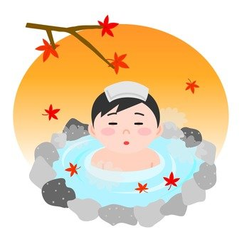 Hot spring (male)