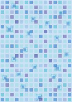 Background - Tile 01 - Blue
