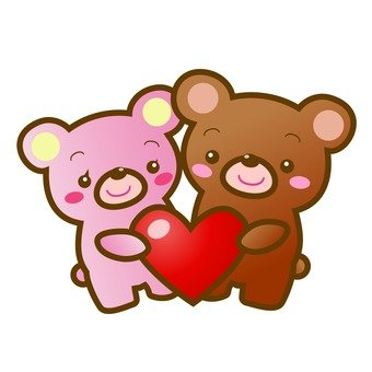 A couple of bears