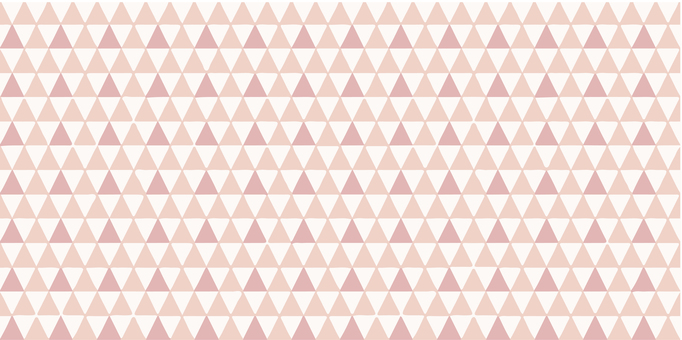 Crystal tile triangle