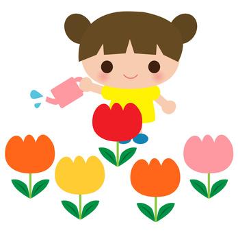 Tulip cute