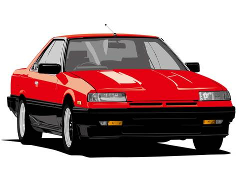 Domestic sports car