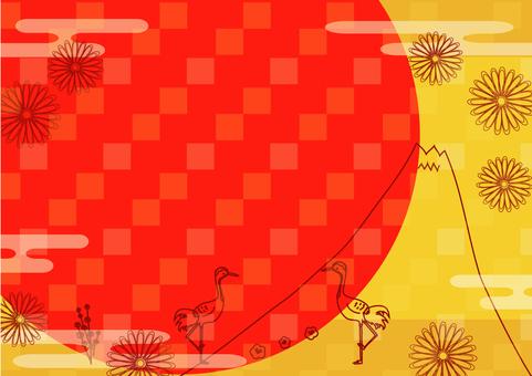 Japanese style background 22