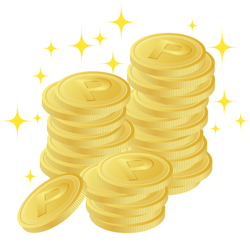 포인트 동전 02