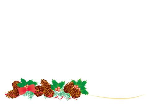 Christmas material - line
