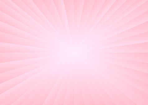 방사형 _ 핑크