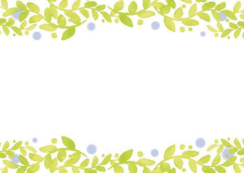 植物相框1