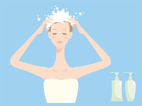 Women _ shampoo