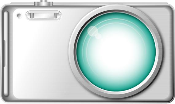 Digital camera 2 (silver)