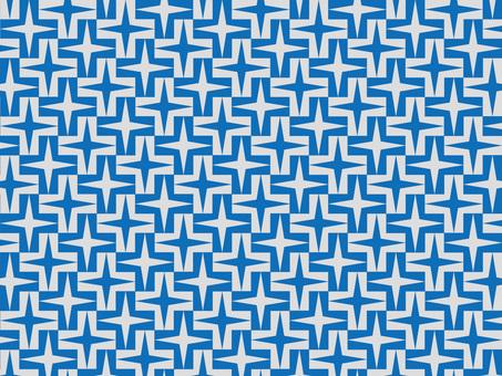 Cross pattern 4