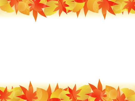 낙엽의 테두리 2