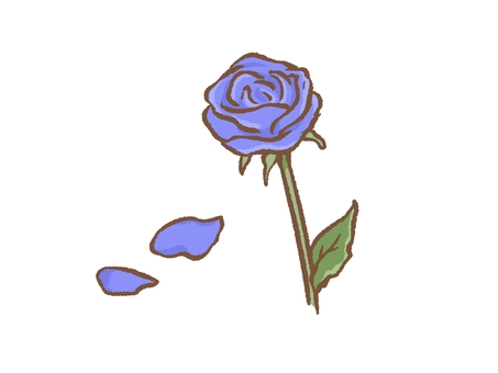 블루 로즈