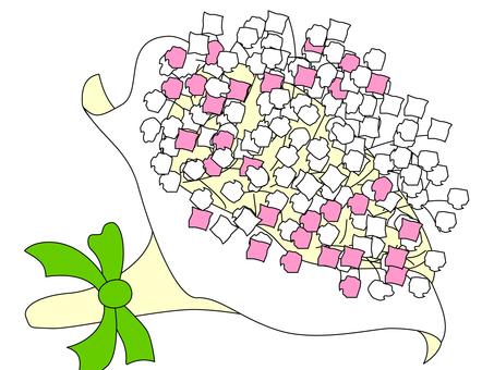 Kamoshiso ~ bouquet ・ flower gift