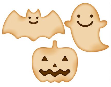 Halloween Cookie 1