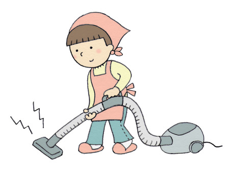 Cleaning (vacuum cleaner)