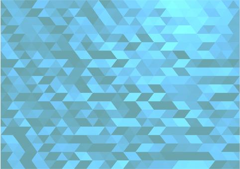 Blue polygon texture