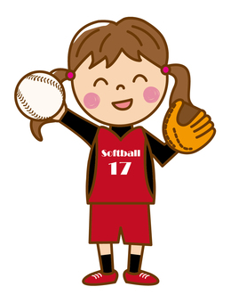Softball _ Kids