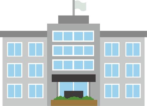 A fine building