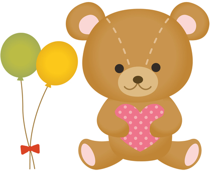 Stuffed bear 2