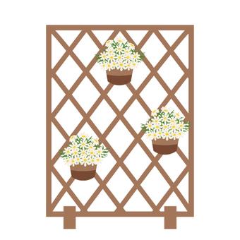 Margaret's fence