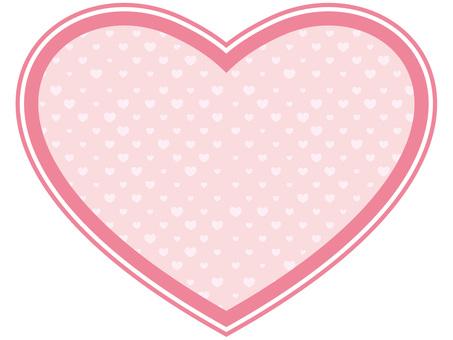 Heart (pink)