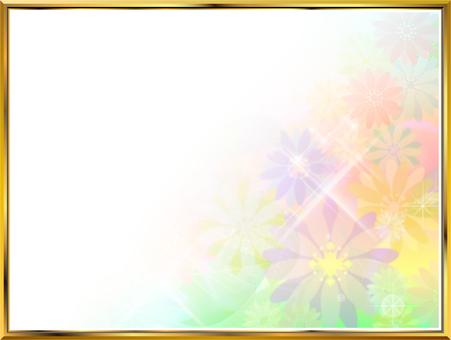 Fashionable gorgeous frame 24