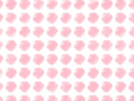 도트 무늬 핑크