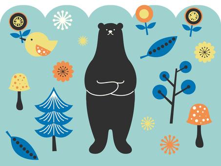 Scandinavian illustrations