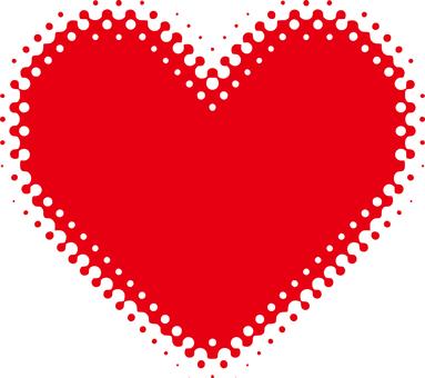 Heart _ Blur _ Dot _ 02 _ Red