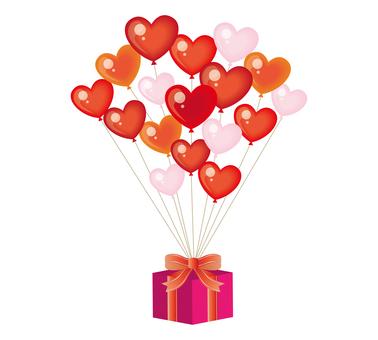 Valentine Material 04 (balloon 01)