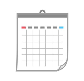 Calendar schedule schedule schedule