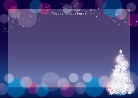 Christmas tree and illumination 3