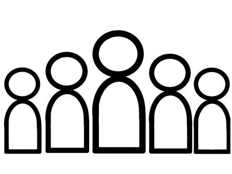 Icon Person Multiple