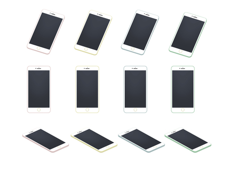 Smartphone (no screen)
