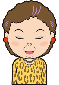 Osaka aunt (bow)