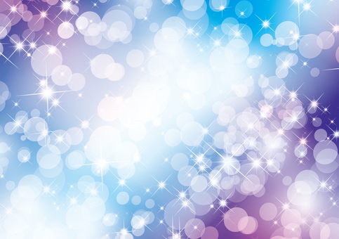 Blue Glitter 17