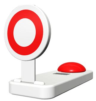 Quick push button
