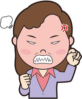 Senior woman (Kireru)