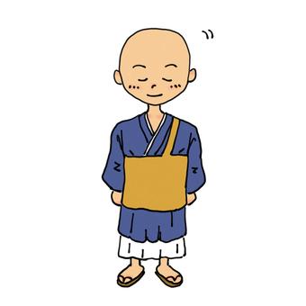 The monk Pecori