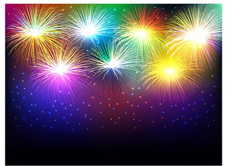 Fireworks Starry Sky Ver.