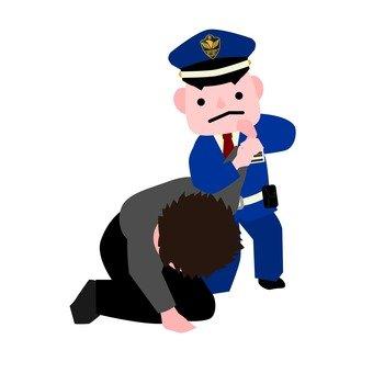 Securing criminal