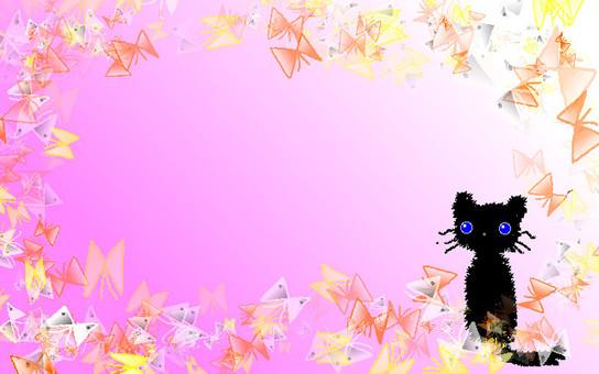 Cat frame 13