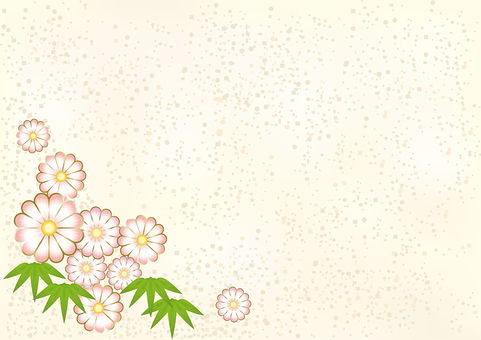 New Year's Pattern Chrysanthemum 30
