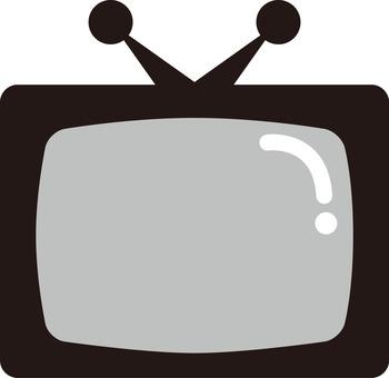 TV TV · TV monitor ☆ icon