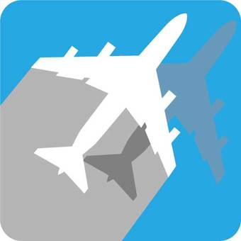 Airplane (icon)