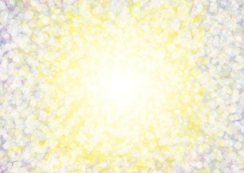 Dazzling light fantasy