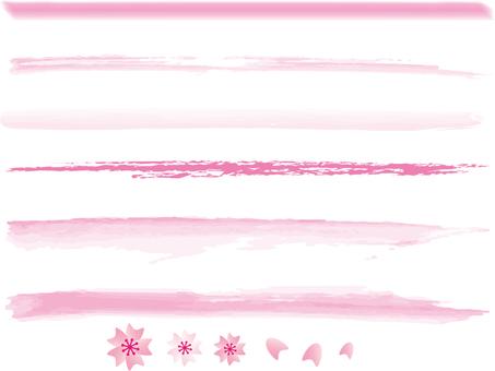 Sakura color pen