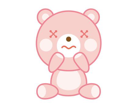 Bear pink