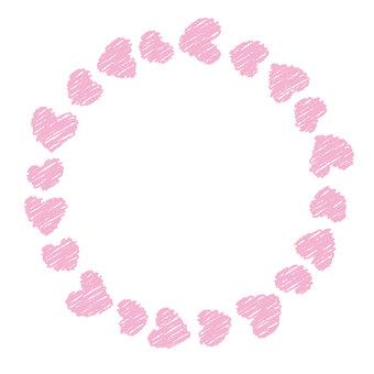 Heart 31_11 (Frame / Crayon)