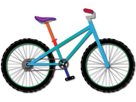 自転車_マウンテンバイク